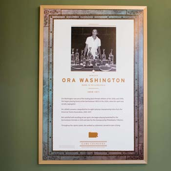 Ora Washington