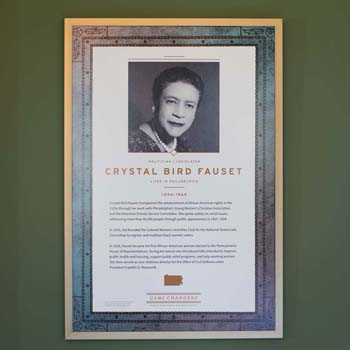 Crystal Bird Fauset