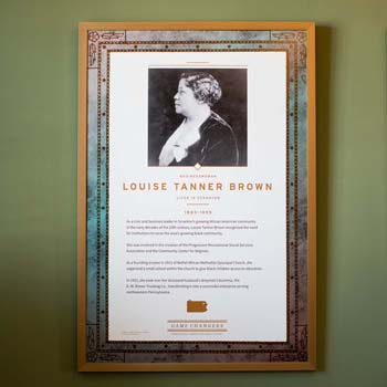 Louise Tanner Brown