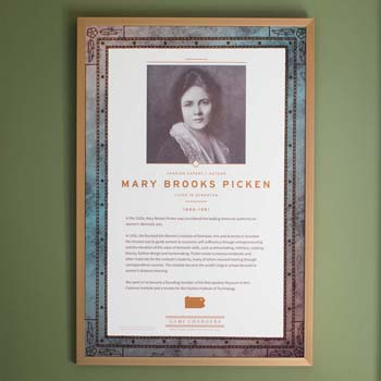 Mary Brooks Picken