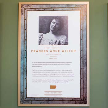 Frances Anne Wister
